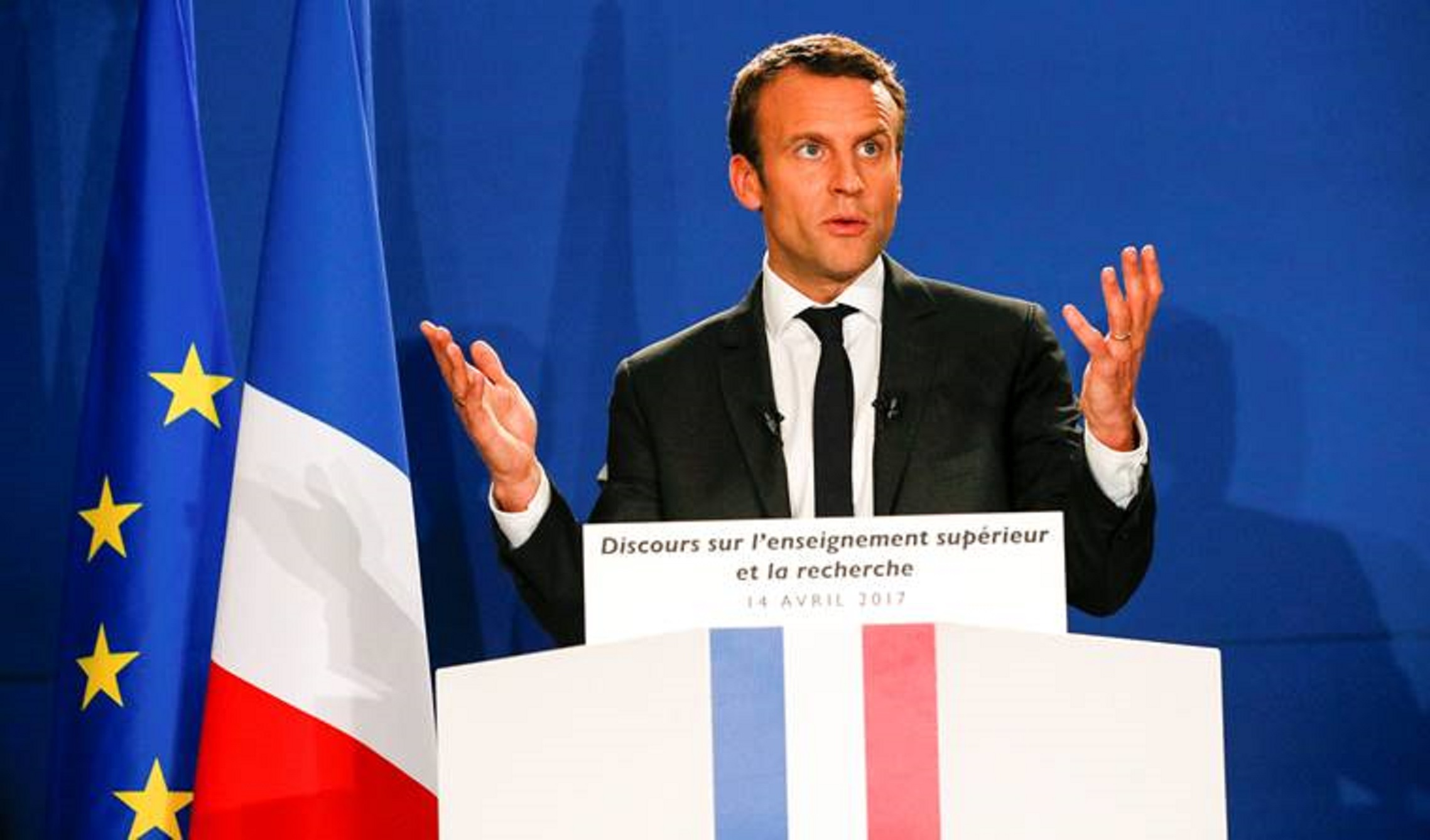 EUR/USD Buying Dip Opportunity Seen After Macron Wins ...